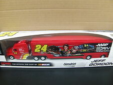 Jeff Gordon 2013 Drive to End Hunger NASCAR Hauler 1/64 ACTION