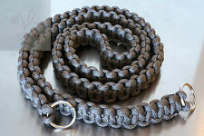 NEW GRAY PARACORD CAMERA NECK STRAP DSLR MIRRORLESS CANON SONY NIKON COBRA 48""