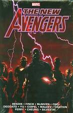 Marvel Comics NEW AVENGERS OMNIBUS HARDCOVER! HC STILL SEALED! BENDIS