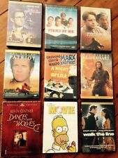 New listing 9 Dvd Lot - The Patriot, Braveheart, Shawshank Redemption, Stand By Me and more!