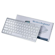 Quality Bluethoot Keyboard For Point of View Mobii 1080 Tablet - White