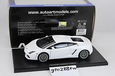 AUTOart 1:18 scale Lamborghini Gallardo LP560-4 2008(Metallic White) 74587