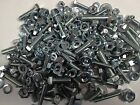 ASSORTED ZINC BSW- 330 - NUTS BOLTS & WASHERS