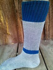 5 PAIR Boot Socks - wool/cotton - hunting - hiking - Made in USA - FREE SHIPPING
