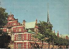 Carte postale DANEMARK - COPENHAGUE KOBENHAVN - La Bourse Borsen - 1951