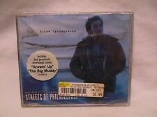 BRUCE SPRINGSTEEN -- 1993 -- STREETS OF PHILADELPHIA CD SINGLE Sealed Growin Up+