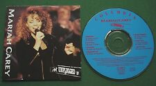 Mariah Carey Unplugged EP inc If It's Over & Vision of Love + CD