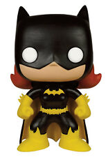 DC CLASSIC BATGIRL Nero Suit Exclusive POP Vinile FUNKO
