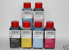 REFILL 6x 250ml Photo DYE INK p50 1500w XP 750 850 860 OCP EPSON Claria non OEM
