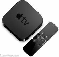 Apple TV 4 (32 GB) JAILBREAK Version 17 LIVE TV Kinofilme Serien SIRI Fernbed.