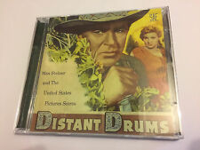 DISTANT DRUMS / MY GIRL... (Max Steiner) OOP SAE Ltd Score OST Soundtrack 2CD NM