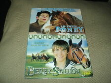 "COFFRET 2 DVD ""LE PETIT PONEY / THE DERBY STALLION avec Zac Efron"""