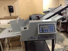 Crown, Count Auto Pro Plus -  Automatic Numbering, Perforating & Scoring Machine