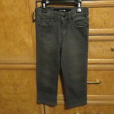 Boys Joe's The Brixton straight narrow fashion jeans gray size 3 brand new NWT