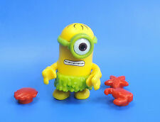 Mega Blocks minions serie 3/personaje (nº 6) Hawaii Minion