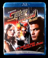 Starship Troopers 3: Marauder (Blu-ray Disc) Brand New and Factory Sealed!