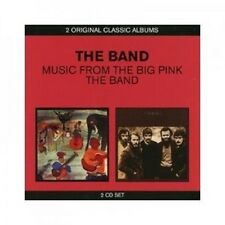 The Band-Classic album (2in1) Music from the Big pink & the volume 2 CD NEUF