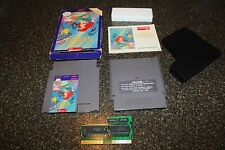 *** LITTLE MERMAID COMPLETE CIB*** NES nintendo game games