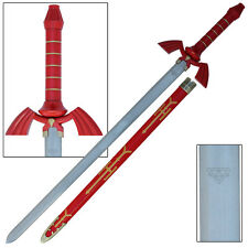 Accurate Zelda Link Shadow Master Sword Red Version