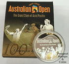 2005 100th Anniversary of the Australian Open Tennis 1oz Silver Proof coin