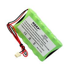 HQRP Bateria para ADT Safewatch LYNXRCHKITHC, LYNXRCHKIT-HC Reemplazo