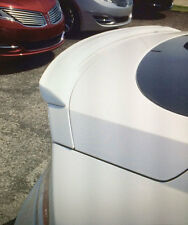 FITS LINCOLN MKZ 2014-2016 LIP STYLE REAR TRUNK SPOILER - UNPAINTED