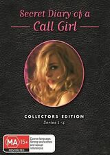 Secret Diary of a Call Girl: Complete Series (Series 1-4) NEW R4 DVD