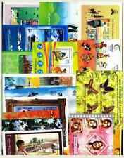 INDIA 2008 COMPLETE YEAR COLLECTOR PACK OF 16 MINIATURES SUPERB CONDITION MNH