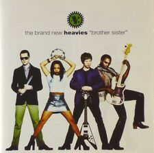 CD - The Brand New Heavies - Brother Sister - #A1342
