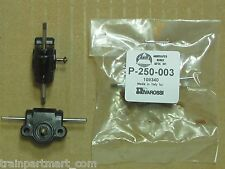 P-250-003 GEAR BOX W/GEARS FACTORY ORIGINAL PART, AHM & RIVAROSSI HO SCALE TRAIN