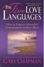 Five Love Languages: How to Express Heartfelt Commitment to Your Mate -...