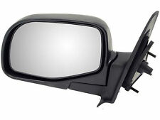 New Left Manual Door Mirror -Driver Side - Fits Ford Ranger and Mazda Pickup