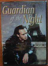 Guardian of the Night DVD NEW Out-of-Print French w/ English Subtitles