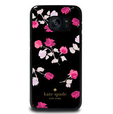 Kate Spade Tossed Rose Samsung Galaxy4 5 6 6 Edge 7,7 Edge Note 3,4,5 Case Cover