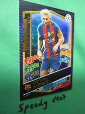 Topps Champions League 2016 17 limited Edition Messi GOLD limitiert 2017