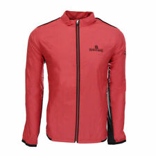 Adidas Climaproof Running Jacket (L) Red