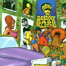 Various : So So Def Bass All CD (1996)