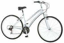 Schwinn 700C Women's Network 1 Hybrid Bike Bicycle - White