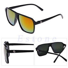 Men's Vintage UV400 Outdoor Sunglasses Sports Retro Driving Eyewear Eye Glasses