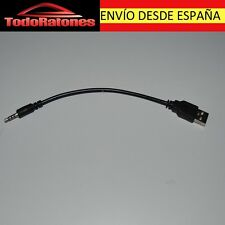 Cable USB para Apple iPod Shuffle 2Generación Cargador Sincroniza Datos Jack MP3