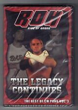 Ring of Honor - The Legacy Continues - The Best of CM Punk Vol. 3