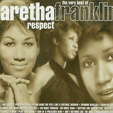 Respect: The Very Best of Aretha Franklin [Warner] by Aretha Franklin (CD..NEW)