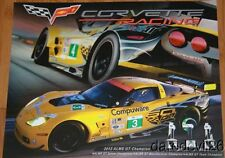 2013 Corvette Racing C6.R ZR1 GT ALMS postcard