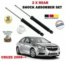 FOR CHEVROLET CRUZE 1.6 1.7D 1.8 2.0 CDI 2009-  NEW 2 X REAR SHOCK ABSORBER SET
