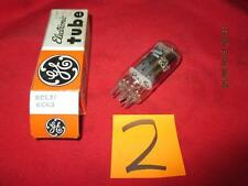 GE Electronic Tube NOS 6CL3/6CK3