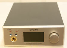 Weiss DAC202 D/A Converter. International Shipping Available.