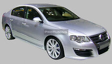 VW Passat B6 05-10 Side skirts R LINE R36 look sideskirt skirt sill left right