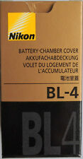 Nikon BL-4 Battery Chamber Cover for D3x,D3 Genuine