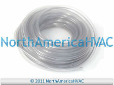 """3/8"""" ID x 100' Foot Roll Clear Vinyl PVC Tubing Diversitech - Made in USA"""