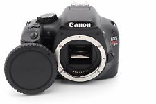 Canon EOS 550D (Rebel T2i / Kiss X4) 18MP 3''Screen DSLR Camera w/ ACCESSORIES